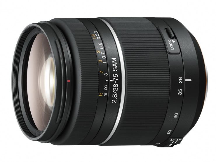 デジタル一眼レフカメラ用レンズSAL2875
