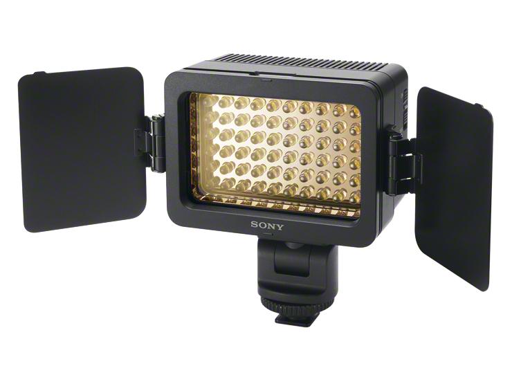 LEDバッテリービデオライト HVL-LE1