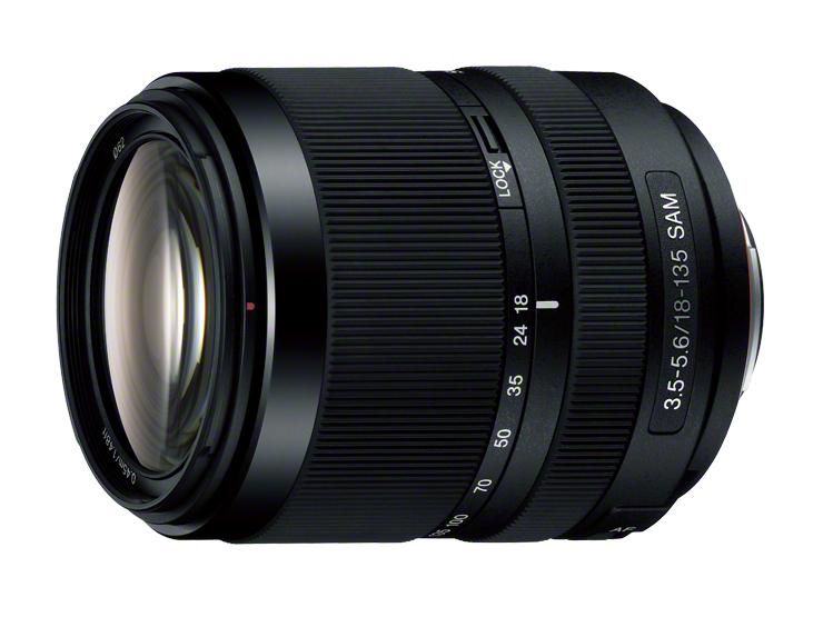 【在庫あります 即納可能】デジタル一眼レフカメラα用レンズSAL18135