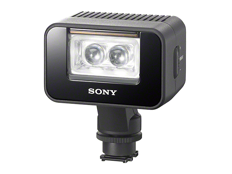 バッテリービデオIRライトHVL-LEIR1