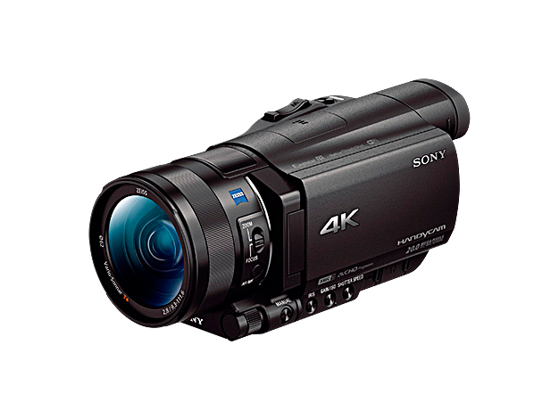 デジタル4KビデオカメラレコーダーFDR-AX100
