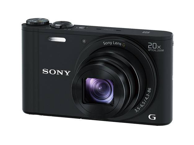 【在庫あります 即納可能】デジタルスチルカメラDSC-WX350 ブラック