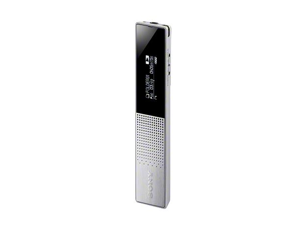 ステレオICレコーダーICD-TX650 シルバー
