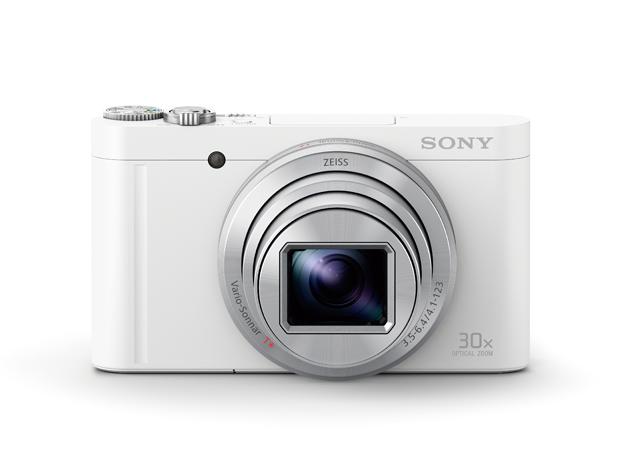 【在庫あります 即納可能】デジタルスチルカメラDSC-WX500 ホワイト