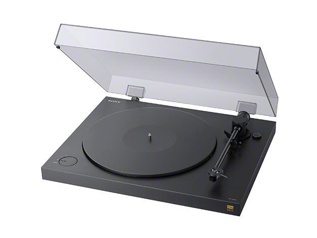 ステレオレコードプレーヤーPS-HX500