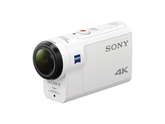 デジタル4Kビデオカメラレコーダー アクションカムFDR-X3000