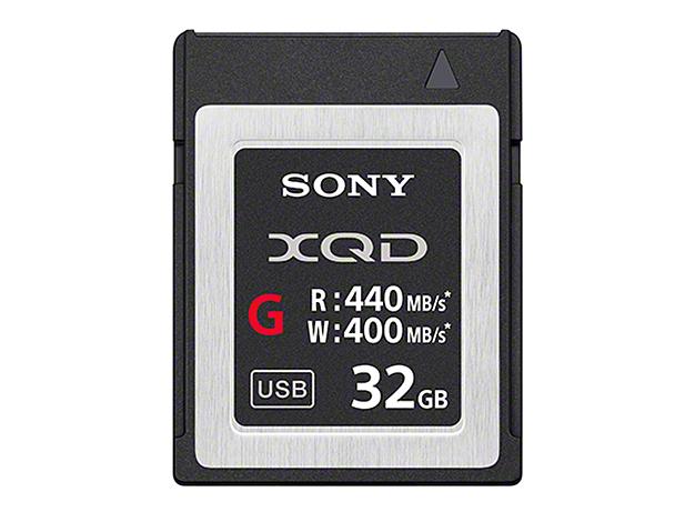 【在庫あります 即納可能】【送料無料(沖縄・離島除く)】XQDメモリーカード Gシリーズ 32GBQD-G32E