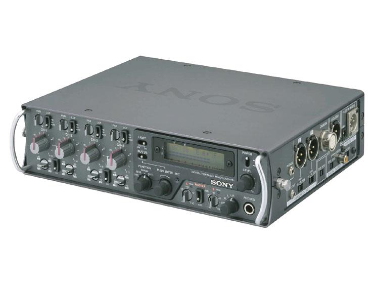 ポータブルデジタルミキサーDMX-P01