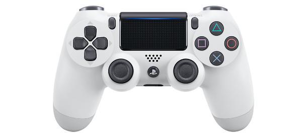 【在庫あります 即納可能】【PS4】 専用ワイヤレスコントローラーCUH-ZCT2J13 グレイシャー・ホワイト