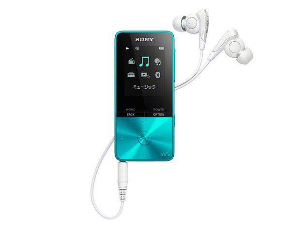 【即納(土日祝日を除く)】 【在庫あります 即納可能】ウォークマン Sシリーズ 16GB NW-S315 ブルー