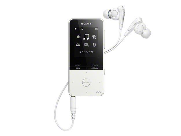 【在庫あります 即納可能】【送料無料(沖縄・離島除く)】ウォークマン Sシリーズ 16GB NW-S315 ホワイト