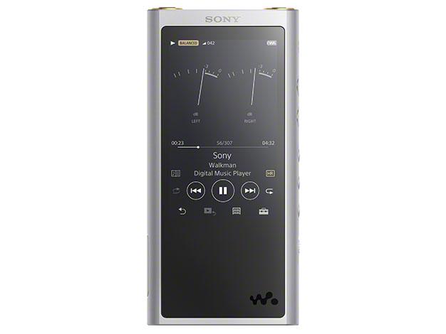 【送料無料(沖縄・離島除く)】ウォークマンZXシリーズ 64GBNW-ZX300 シルバー