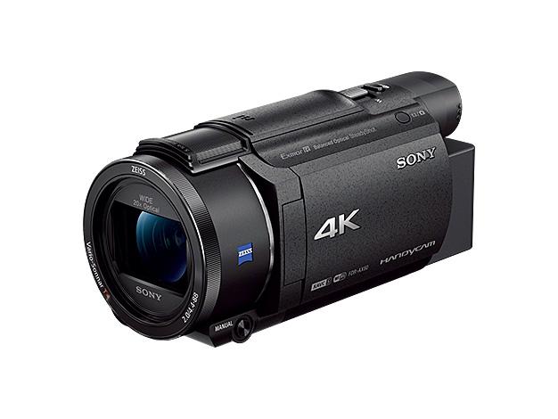 デジタル4KビデオカメラレコーダーFDR-AX60