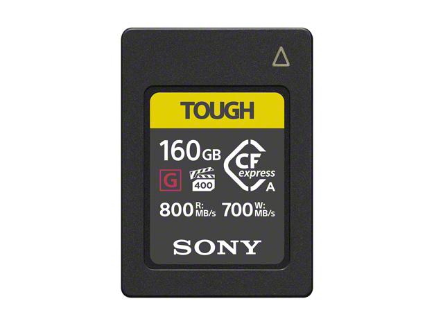 CFexpress Type A メモリーカード 160GB CEA-G160T
