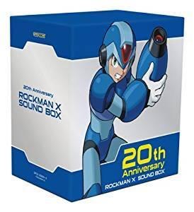ロックマンX サウンドBOX/ゲーム・ミュージック [CD] ◆◆ 2013/12/18発売 CPCA-10324