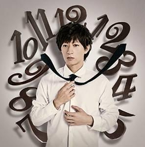 TETSUYA(ラルクアンシエル)/Time goes on ~泡のように~ (完全数量限定盤)(CD+DVD+グッズ) 2016/9/7発売 UPCH-89273