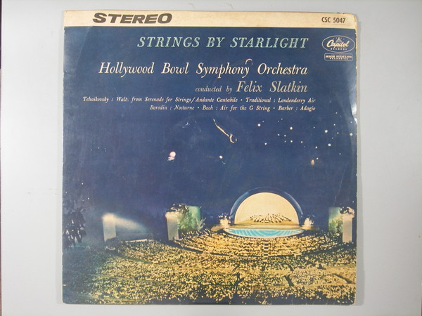中古レコード フェリックス スラットキン ステレオ 12inch ストリングス LPレコード 返品不可 メーカー直送