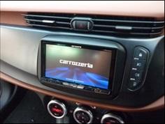 【送料無料】アルファロメオ Alfa Romeo ジュリエッタ 2DIN ナビ取付キット(ブラック) CANバスアダプター同梱タイプ 【AG2-02BK-CAN】2014/06モデル~