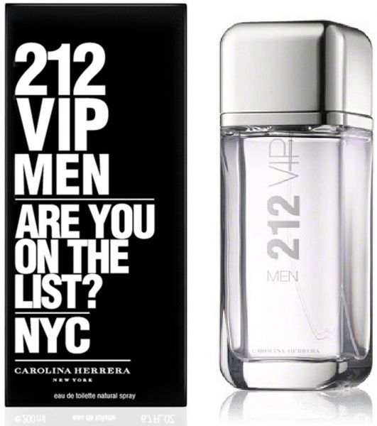 正規品【Carolina Herrera】212 VIP Men EDT 200ml【キャロライナ ヘレラ】212 VIP メン オードトワレ 200ml【香水・フレグランス:フルボトル:メンズ・男性用】【キャロライナ ヘレラ 香水】【212 VIP Men】