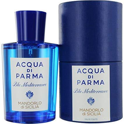 正規品【Acqua Di Parma】Blu Mediterraneo Mandorlo Di Sicilia EDT SP 150ml WOMEN'S【アクア ディ パルマ】ブルー メディテラネオ マンドリオ ディ シチリアン オードトワレ 150ml【香水・フレグランス:フルボトル:レディース・女性用】