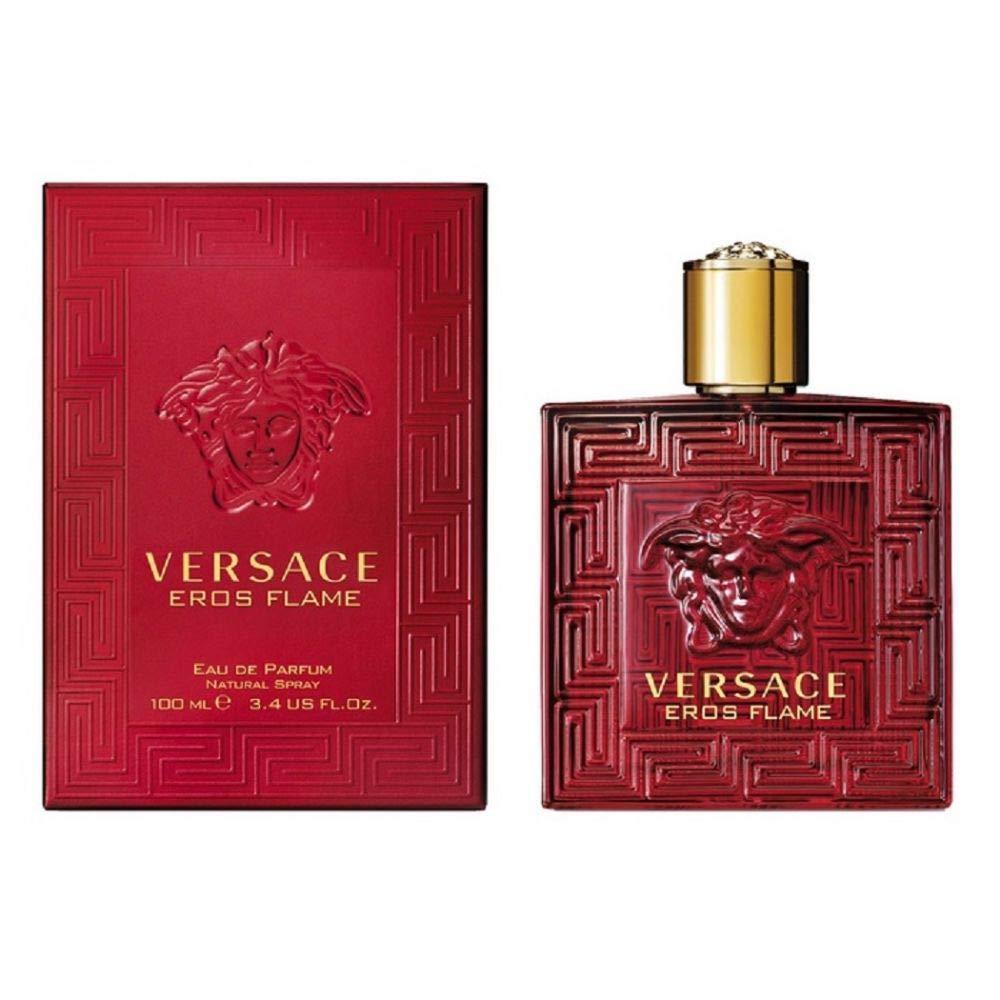 ★新作★正規品【Versace】Versace Eros Flame EDP 100ml WOMEN'S【ヴェルサーチ】エロス フレーム オードパルファム 100ml【香水・フレグランス:フルボトル:レディース・女性用】【ヴェルサーチ香水】【ヴェルサーチ エロス】