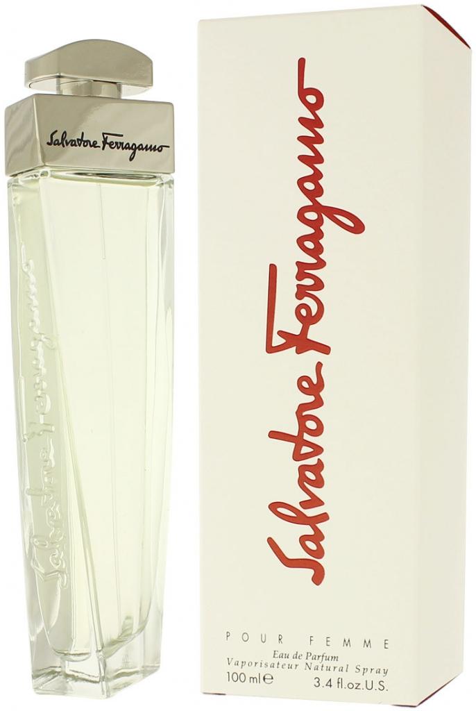 フェラガモ香水プールファム 伝統的なフローラルブーケに透明感あるミュゲ ペッパーなどのスパイス シルキーなアーモンドなどで意外性のある一面も 正規品 SALVATORE FERRAGAMO Salvatore Ferragamo Pour Femme EDP WOMEN'S サルヴァトーレ プールファム セール開催中最短即日発送 女性用 フレグランス:フルボトル:レディース オードパルファム 100ml 香水 誕生日プレゼント サルヴァトーレフェラガモ フェラガモ SP