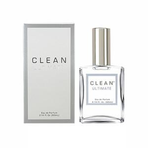 ★あす楽★正規品【Clean】Clean Ultimate EDP SP 60ml FOR WOMEN【クリーン】アルティメイト EDP SP 60ml[香水・フレグランス:フルボトル:レディース・女性用]