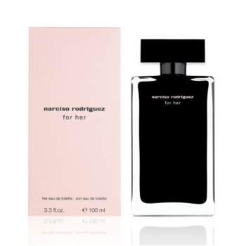 【NARCISO RODRIGUEZ】NARCISO RODRIGUEZ for her EDT 100ml正規品【ナルシソ ロドリゲス】ナルシソ ロドリゲス フォーハー オードトワレ 100ml【香水・フレグランス:フルボトル:レディース・女性用】【ナルシソ ロドリゲス香水】