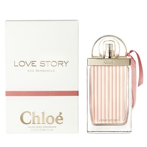 正規品【CHLOE】Chloe Love Story Eau Sensuelle EDP 75ml WOMEN'S 【クロエ】クロエ ラブストーリー オー センシュエル オードパルファム EDP 75ml [香水・フレグランス:フルボトル:レディース・女性用]