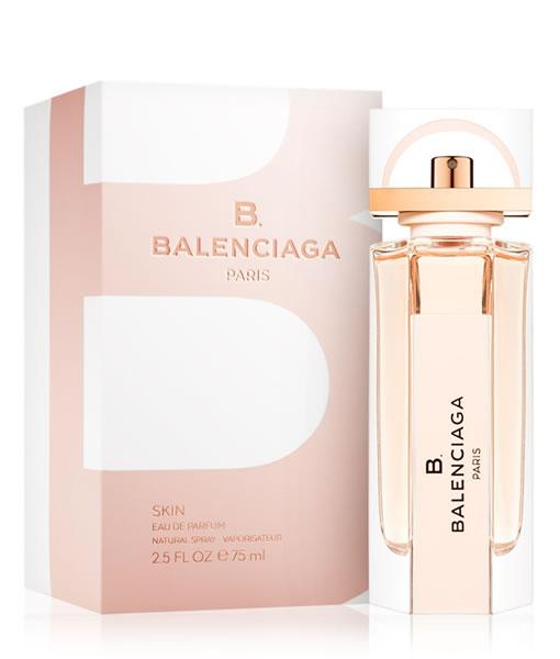 入手困難! 正規品【BALENCIAGA】B Balenciaga Skin EDP 75ml WOMEN'S【バレンシアガ】B. バレンシアガ スキン オードパルファム 75ml【香水・フレグランス:フルボトル:レディース・女性用】【バレンシアガ香水】