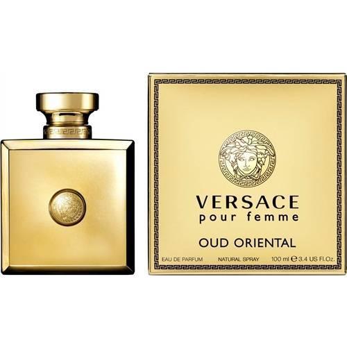 入手困難! 正規品【VERSACE】Versace Pour Femme Oud Oriental EDP 100ml WOMEN'S【ヴェルサーチ】プールフェム ウード オリエンンタル オードパルファム 100ml【香水・フレグランス:フルボトル:レディース・女性用】【versace プールファム】