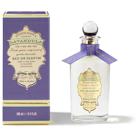 古代から人々に愛され続けるラベンダーを贅沢に使ったアロマティックな香り 伝統的なラベンダーの香りを現代的に表現したペンハリガンならではのフレグランス 入手困難 正規品 PENHALIGON'S 送料無料限定セール中 Lavandula EDP SP 100ml Unisex UNISEX ペンハリガン スプレータイプ 香水 ラバンデュラ ペンハリガン香水 オードパルファム ユニセックス フレグランス 日本産