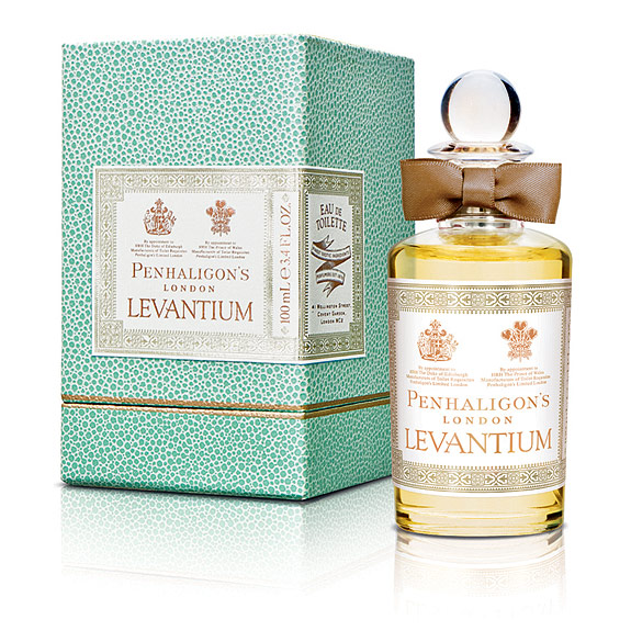 正規品【PENHALIGON'S】Levantium EDT SP・100ml(Unisex)【ペンハリガン】ラヴァンティウム オードトワレスプレータイプ 100ml [ユニセックス・UNISEX・香水・フレグランス]