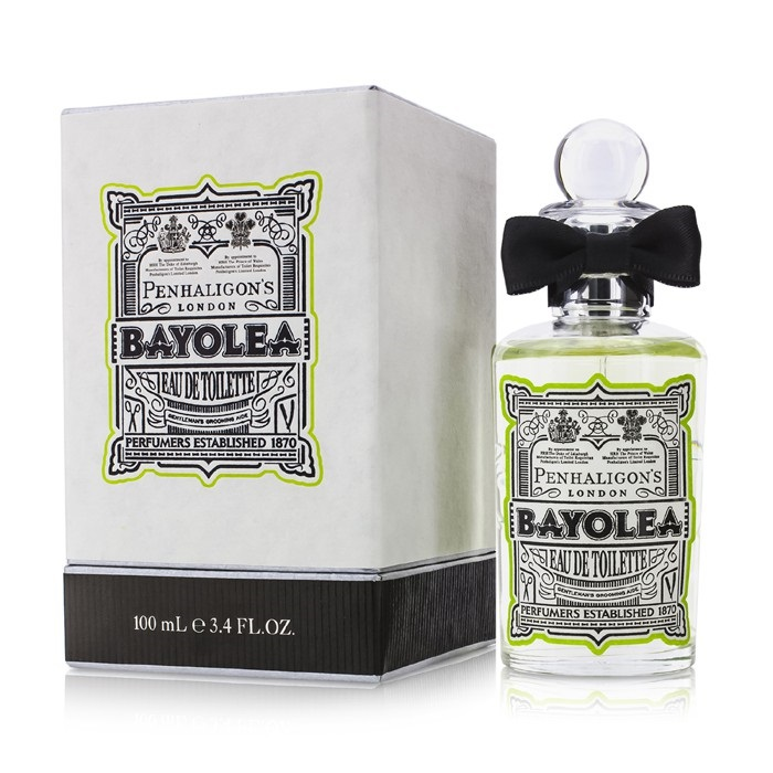正規品【PENHALIGON'S】Bayolea EDT SP・100ml MEN'S 【ペンハリガン】バイオリア オードトワレスプレー100ml【香水・フレグランス:フルボトル:メンズ・男性用】