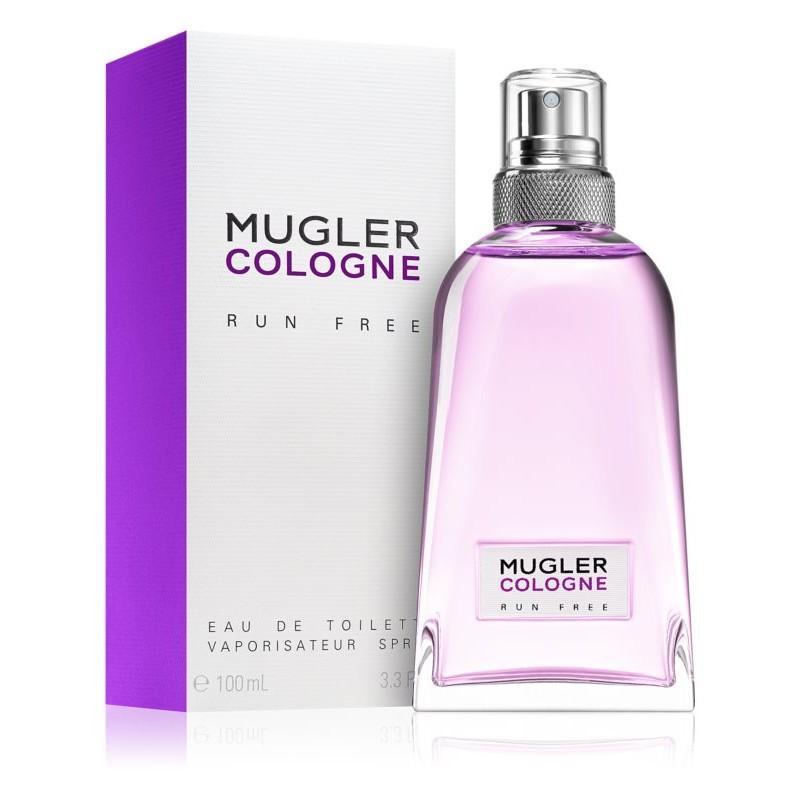 日本未発売!正規品【THIERRY MUGLER】Mugler Cologne Run Free EDT・SP 100ml Unisex (Violet)【テュエリーミュグレー】ミュグレーコロン ラン フリー オードトワレ 100ml (バイオレット)【ユニセックス・UNISEX・香水・フレグランス】