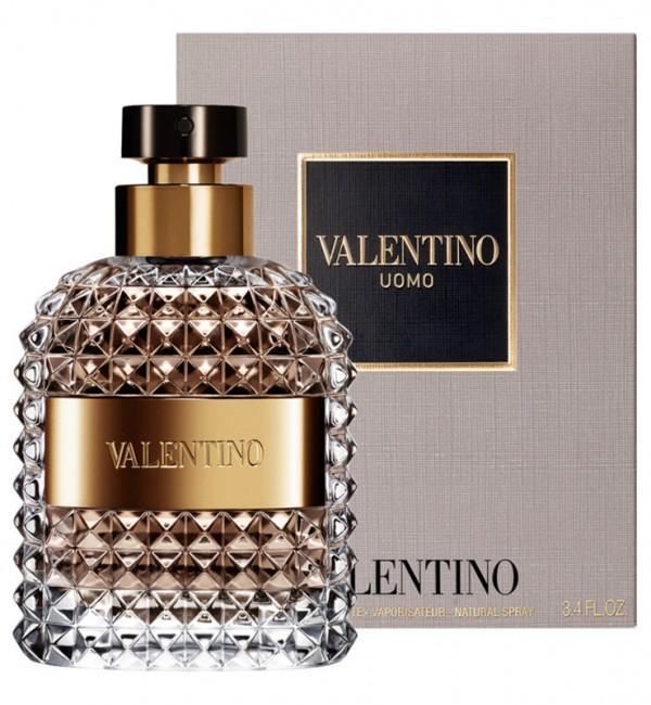 正規品【VALENTINO】Valentino Uomo EDT 100ml MEN'S【ヴァレンティノ】ヴァレンティノ ウォモ オードトワレスプレータイプ 100ml【香水・フレグランス:フルボトル:メンズ・男性用】