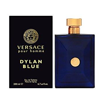 ★送料無料★ 正規品【VERSACE】Versace Pour Homme Dylan Blue EDT 200ml FOR MEN【ヴェルサーチ】ヴェルサーチ プールオム ディランブルー オーデトワレ 200ml【香水・フレグランス:フルボトル:メンズ・男性用】【ベルサーチ 香水】
