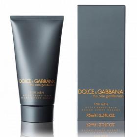 ★あす楽★正規品【Dolce&Gabbana】The One Gentleman After Shave Balm 75ml 【ドルチェ&ガッバーナ】ザ ワン ジェントルマン アフターシェーブバーム 75ml [メンズフェイスケア・グルーミング・髭剃り・シェイブ]【D&G】
