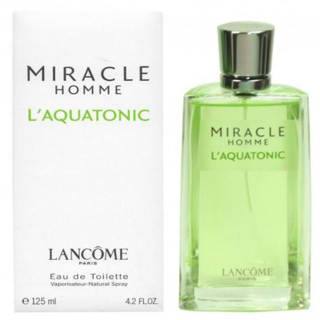 入手困難! 正規品【LANCOME】Miracle Homme L'Aquatonic EDT SP 125ml FOR MENS【ランコム】ミラク オム アクアトニック オーデトワレ 125ml [香水・フレグランス:フルボトル:メンズ・男性用]