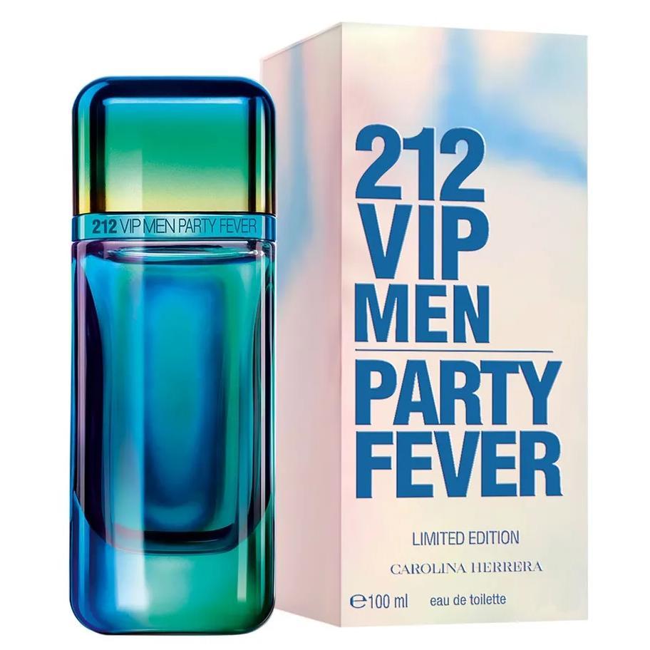 高品質の激安 ★送料無料★限定版!正規品 Herrera】212 (Limited【Carolina Herrera】212 Edition) Vip Men Party Fever EDT 100ml FOR MEN (Limited Edition)【キャロライナ ヘレラ】212 VIP メン パーティ フィーバー オードトワレ 100ml【香水・フレグランス:フルボトル:メンズ・男性用】, カウモール:18c194ec --- bozoklar.org
