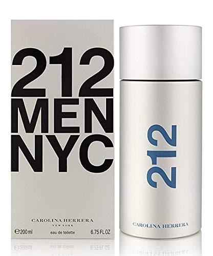正規品【CAROLINA HERRERA】212 MEN NYC EDT SP 200ml 【キャロライナ ヘレラ 】212 メン NYC オードトワレ 200ml【香水・フレグランス:フルボトル:メンズ・男性用】【キャロライナ ヘレラ 香水】【212 MEN NYC】