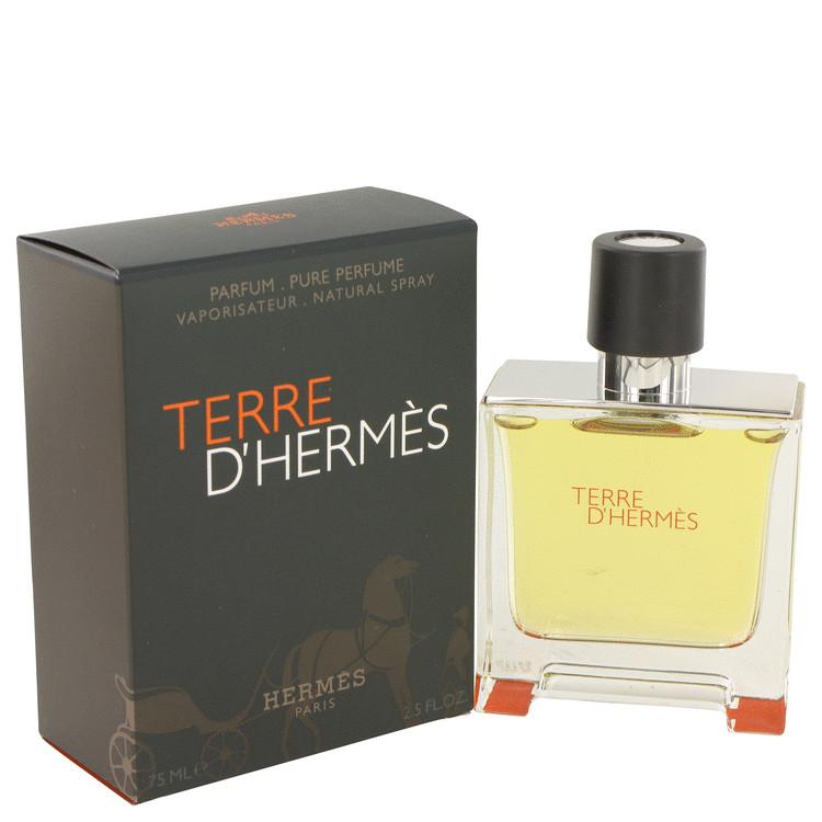 正規品【HERMES】Terre D'hermes Pure Perfume 75ml MEN'S【エルメス】テール ドゥ エルメス ピュア パフューム EDP・SP 75ml【ブランド香水/フレグランス/男性用香水/メンズ香水/ラッピング可】