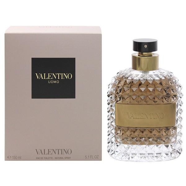 正規品【VALENTINO】Valentino Uomo EDT 150ml MEN'S【ヴァレンティノ】ヴァレンティノ ウォモ オードトワレスプレータイプ 150ml【香水・フレグランス:フルボトル:メンズ・男性用】