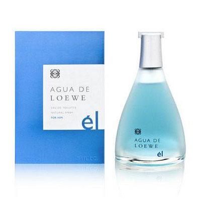 日本未発売!正規品【LOEWE】Agua De Loewe El For Him EDT・SP 150ml FOR MEN【ロエベ】アグア デ ロエベ エル フォーヒム オードトワレ 150ml [香水・フレグランス:フルボトル:メンズ・男性用]