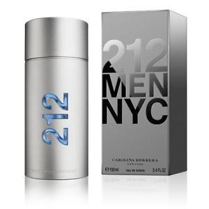 正規品【CAROLINA HERRERA】212 MEN NYC EDT SP 100ml 【キャロライナ ヘレラ 】212 メン NYC オードトワレ 100ml【香水・フレグランス:フルボトル:メンズ・男性用】【キャロライナ ヘレラ 香水】【212 MEN NYC】