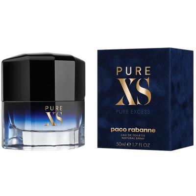入手困難!正規品【PACO RABANNE】Pure Xs EDT 50ml MEN'S 【パコ ラバンヌ】ピュア XS エクセス オードトワレ 50ml [香水・フレグランス:フルボトル:メンズ・男性用]