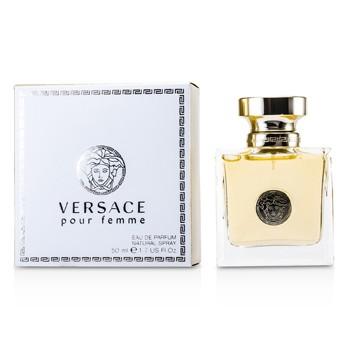 正規品【VERSACE】Versace Signature Pour Femme EDP 50ml WOMEN'S【ヴェルサーチ】シグネチャー プールファム オードパルファン 50ml [香水・フレグランス:フルボトル:レディース・女性用]【ヴェルサーチ香水シグネチャー】