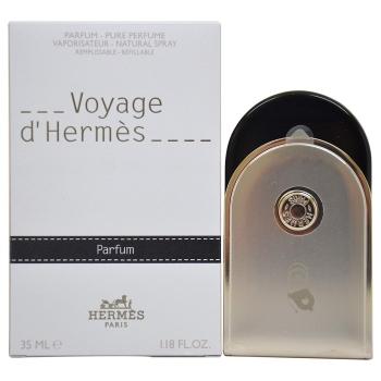 ★あす楽・送料無料★正規品【HERMES】VOYAGED'HERMES Parfum 35ml Refillable MEN'S【エルメス】ヴォヤージュ ドゥ エルメス ピュア パフューム 35ml (レフィラブル) [ユニセックス・UNISEX・香水・フレグランス]