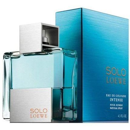 日本未発売! 正規品【LOEWE】Solo Loewe Intense Pour Homme EDC・SP 125ml FOR MEN【ロエベ】ソロ ロエベ インテンス プールオム オーデコロン スプレー 125ml [香水・フレグランス:フルボトル:メンズ・男性用]
