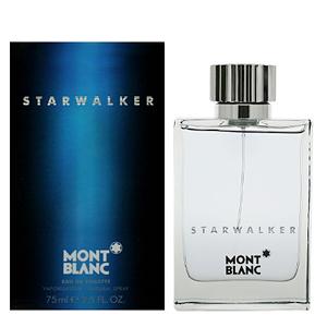 ★大人の余裕★【MONT BLANC】STAR WALKER EDT SP 75ml MEN'S正規品【モンブラン】スター ウォーカー EDT SP 75ml【男性用香水 メンズ香水 フレグランス ブランド ラッピング可能】